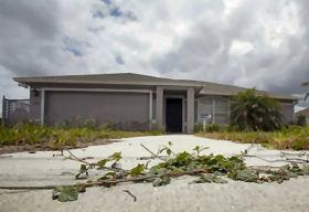 Home under Foreclosure
