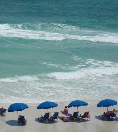 Florida Panhandle Beach