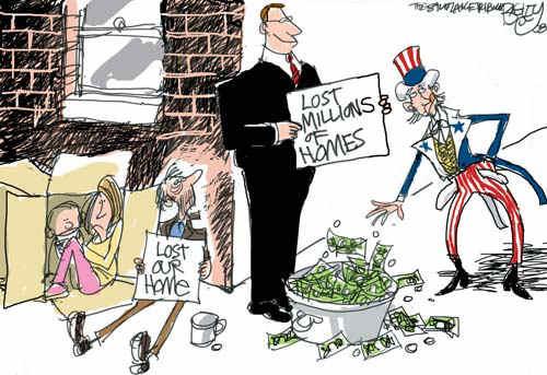 American Sentiment Against Banks