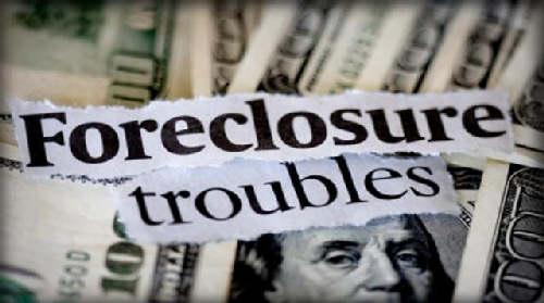 illegal foreclosures