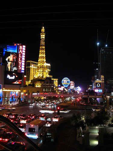 The Famous Las Vegas Strip