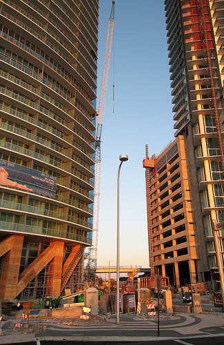 Condos Under Construction