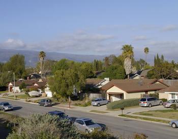 California Neighborhood