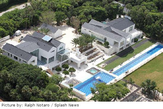 Woods Jupiter Island Palatial Estate