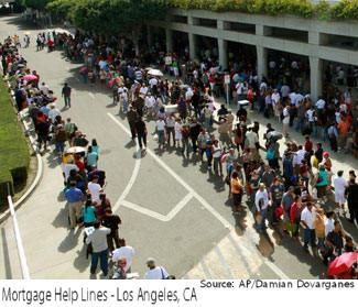 Mortgage Help lines - Los Angeles, CA
