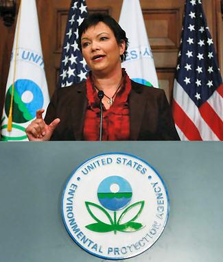 EPA Administrator Lisa P. Jackson