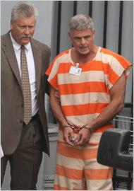 Farkas behind bars