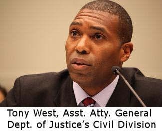Tony West