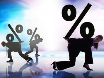 high rates