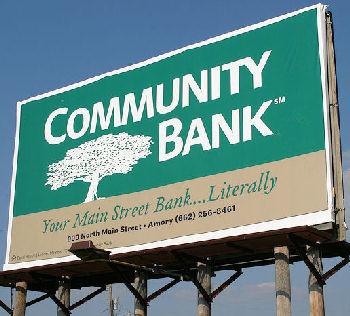 local community bank