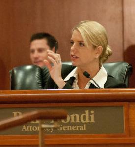 FL Attorney General Pam Bondi