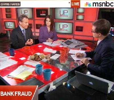 New York Attorney General Eric Schneiderman on the Chris Haye's Show