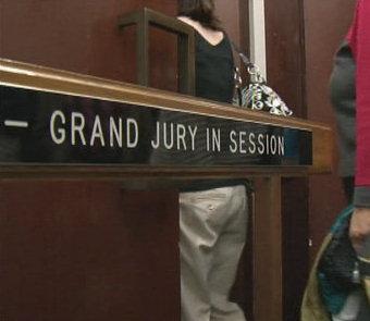 grand jury session