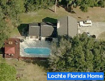 Lochte Florida Home