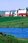 Farmland near Dubuque, Iowa