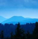 Blueridge Mountains North Carolina