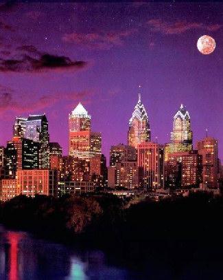 The Cresent City Skyline