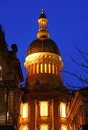 Capitol Spire- Trenton, New Jersey