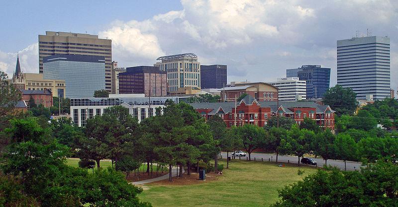south carolina housing market skyline from arsenal